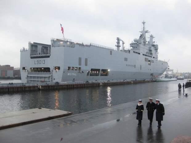 Российский флот идет на помощь! (часть первая)