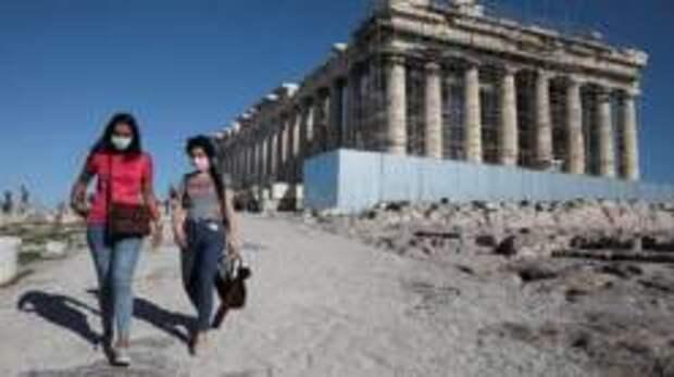 Греция снимает карантин для путешественников