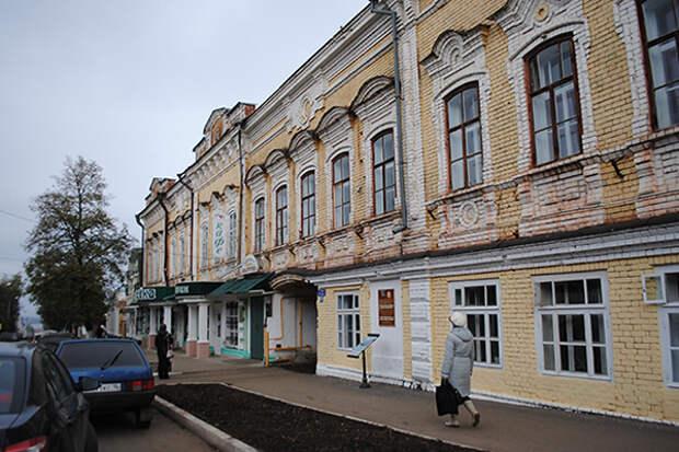 Интернат Литфонда, где в годы войны жили дети писателей