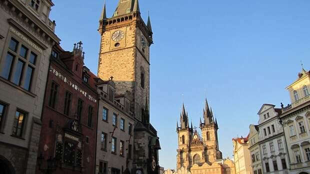 Власти Чехии ответят на высылку дипломатов из Москвы