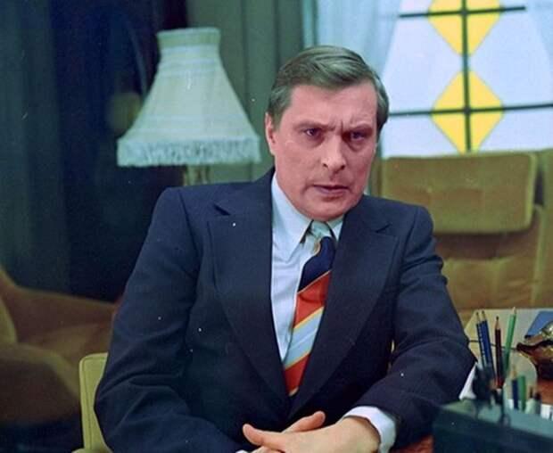 9. Олег Басилашвили актер, кино, фильм