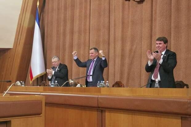 Константинов поручил подготовить иск к Украине из-за водной блокады