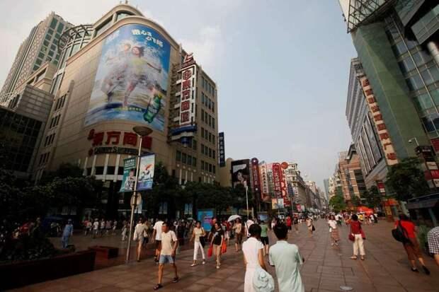 Самые известные торговые улицы мира