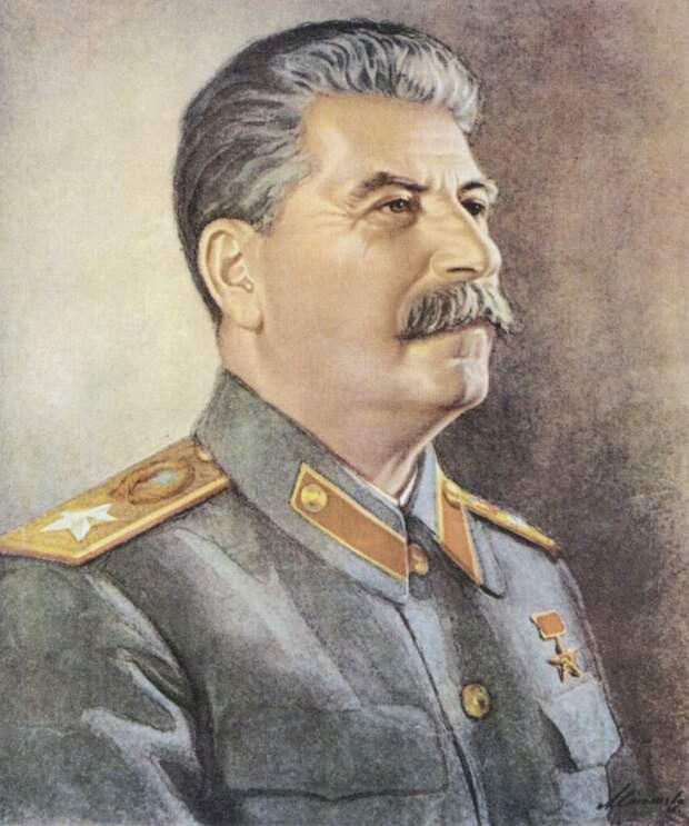 Сталин - кровавый тиран или народный герой?