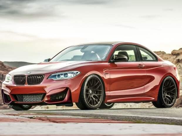 Самый доступный M-кар первым получит новую «турбошестерку» BMW