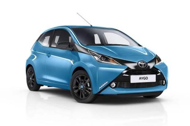 2015 Toyota Aygo x-cite