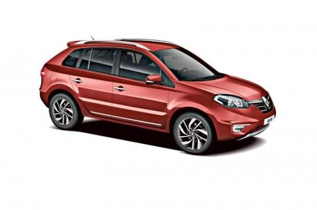 Renault Koleos от 1 299 000 руб.