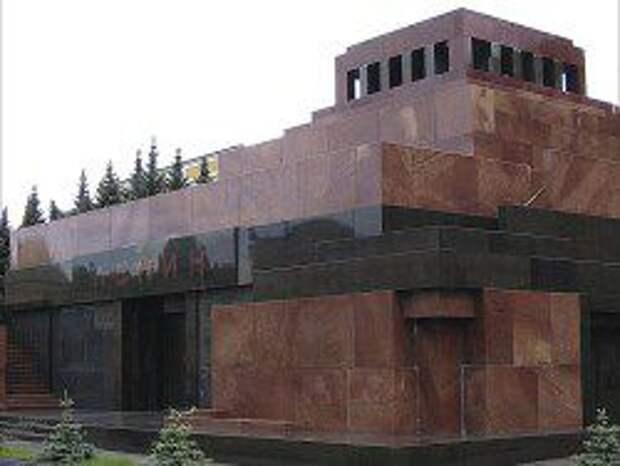 Новость на Newsland: Мавзолей - это зиккурат, а Ленин - заклятый предмет