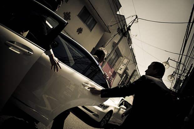 Тайная жизнь якудза
