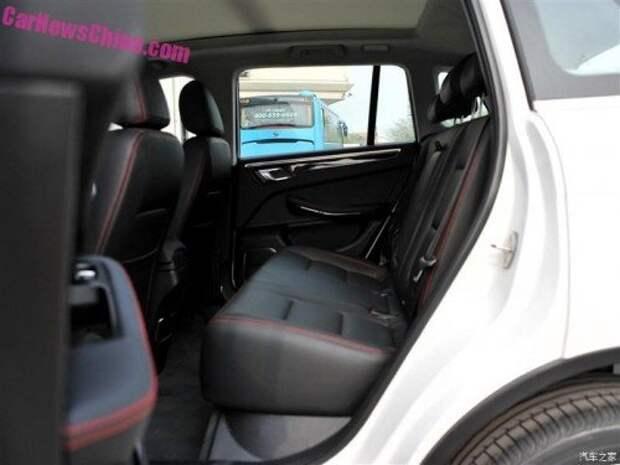 Китайцы получили клон VW Tiguan за 12 000 долларов