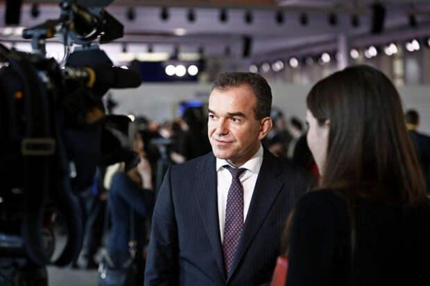 Губернатор Кубани рассказал, что будет с туризмом в регионе