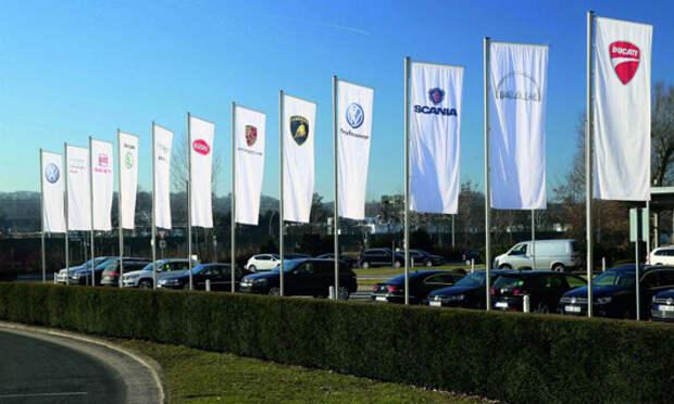 VW Group преобразуется в четыре холдинговые компании, сообщают публикации