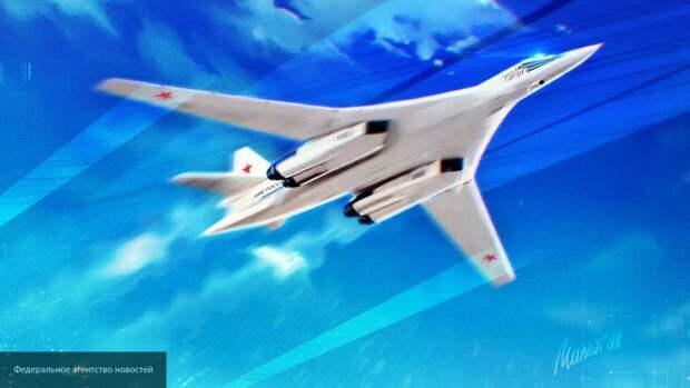 Российские Ту-160 трижды вошли в зону опознавания ПВО США на Аляске