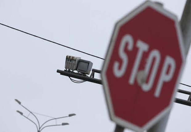 В Москве увеличат количество камер, фиксирующих поворот не из того ряда