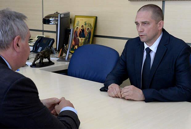 Генеральный директор РКЦ «Прогресс» Дмитрий Баранов