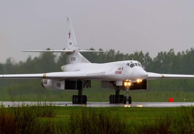 ВКС получили два Ту-160М