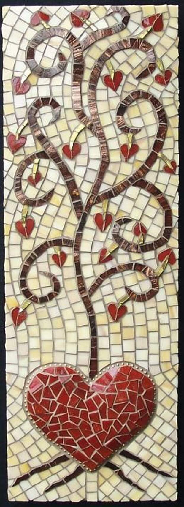 Love Grows - Minerva Mosaics