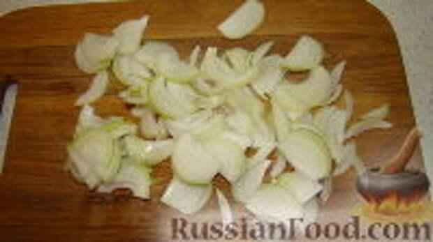 """Фото приготовления рецепта: Салат """"Часы"""" - шаг №1"""
