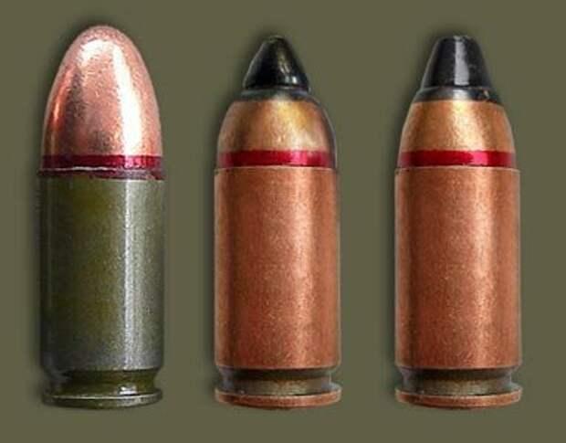 9-мм пистолет Ярыгина ПЯ (индекс 6П35)