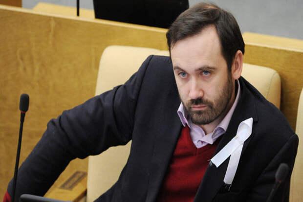 Сбежавший в США депутат Пономарев там и нашел свою погибель?