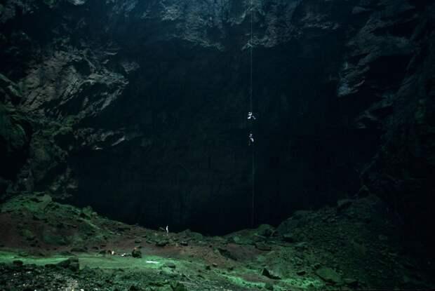 Самая глубокая в мире пещера (13)