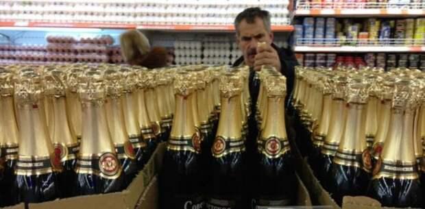 Москва лидирует среди регионов России по употреблению алкоголя