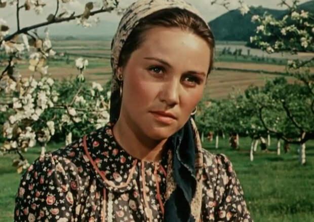 Советские актрисы: Татьяна Конюхова