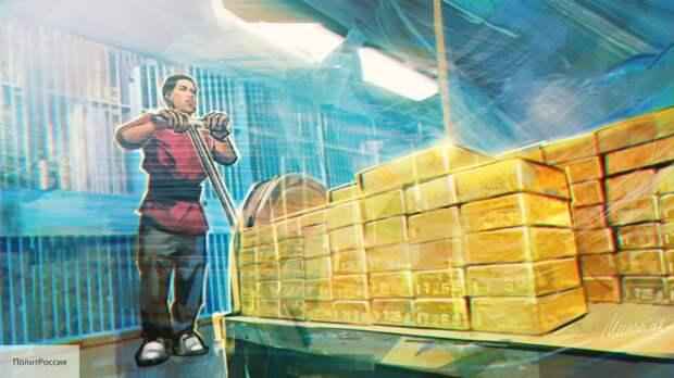 Handelsblatt: Россия заработает на золоте больше, чем на газе