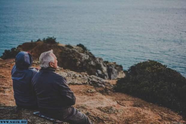 Профилактика болезни Альцгеймера — здоровое питание.