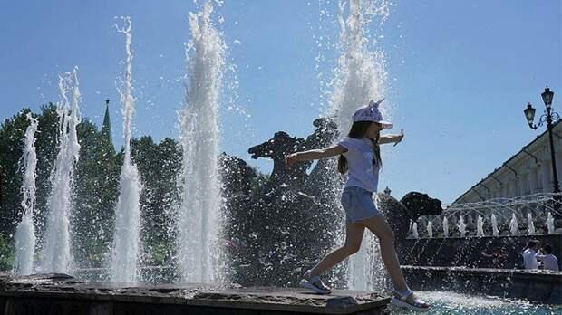 Аномальная жара в Москве: о последствиях рекордного пекла для здоровья