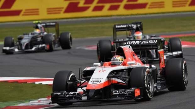 Формула 1: дуэль в лучших английских традициях