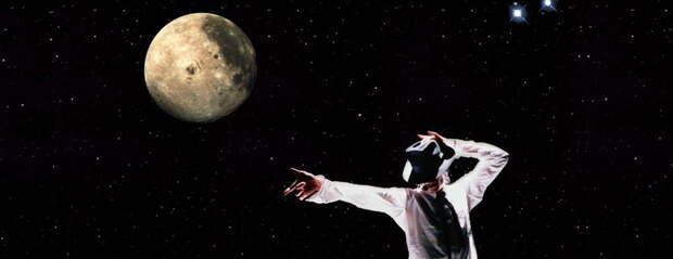 Изобразить лунную походку могут многие, но на коленках – только он