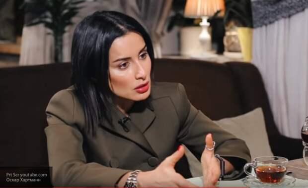 Канделаки рассказала, как Саакашвили предлагал ей непристойности