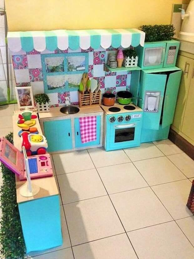 Детская кухня (класс!)