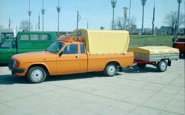 15 советских пикапов, которые от нас скрывали