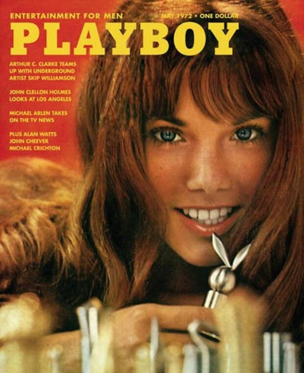 15 культовых обложек Playboy разных лет