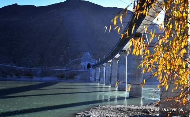 Новая тибетская магистраль Лхаса - Ньингчи
