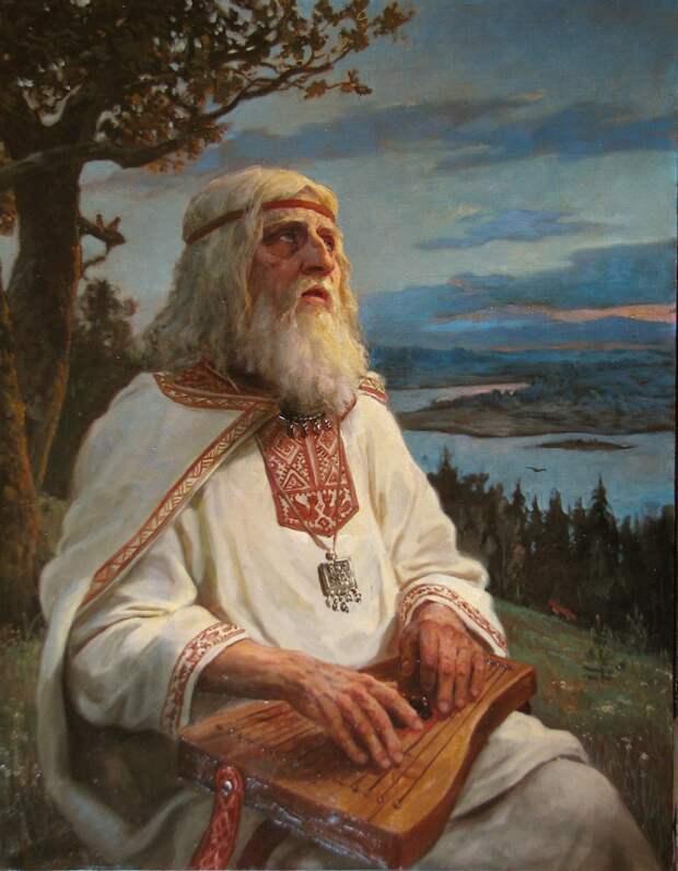 Былина о Василии Буслаеве в Исландской саге