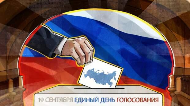 Явка в первый день голосования в Кемеровской области превысила 33%