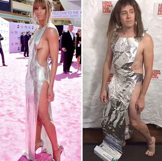 Звезда 'Баффи' Том Ленк и его комичные пародии на образы голливудских знаменитостей