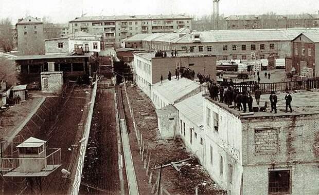 Как тюремный бунт в Красноярске в 1991-м привёл к облегчению режима зеков