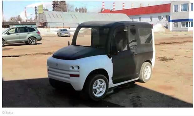 В декабре должен начаться серийный выпуск российских электромобилей