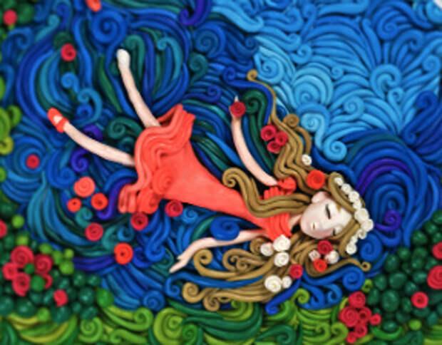 Пластилиновые сны: 18 картин, которые поразят тебя до глубины души