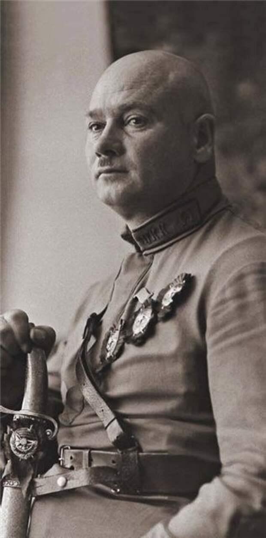 90 лет со дня смерти Григория Котовского - победителя петлюровцев