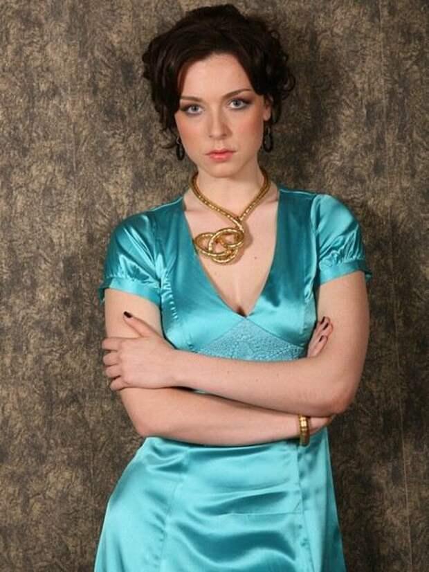 Самые красивые современные актрисы. Светлана Антонова.