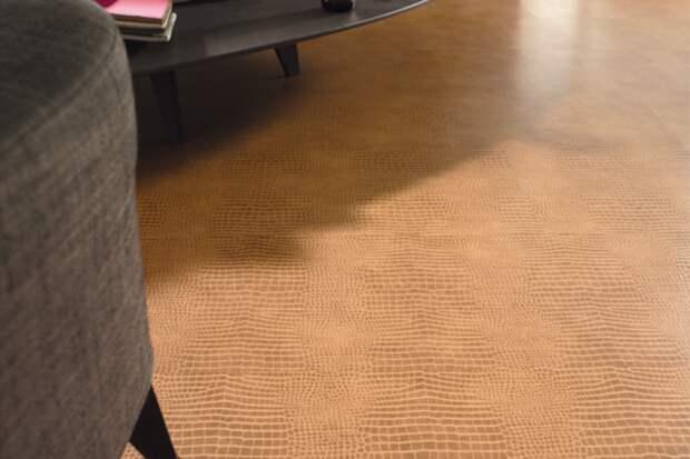 Для любителей роскоши: кожаный пол. дизайн интерьера, полы