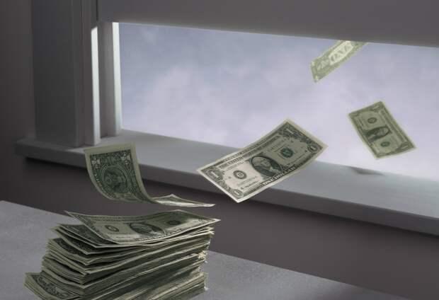 Потеря денег способна изменить структуру человеческого мозга