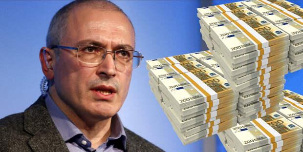 Ходорковский подкинул денег в топку протестов – зачем «белорусский сценарий» натягивают на Россию