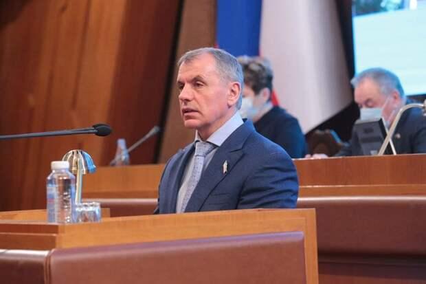 Константинов грезит о признании США российского статуса Крыма