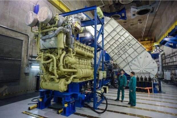 Россия наладила производство морских двигателей и заменила все украинские аналоги